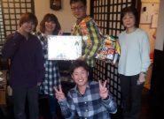 誕生日の御祝い!照和の皆さんありがとう!